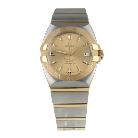 Pre-Owned Omega Constellation Double Eagle Mens Watch 1201.10.00