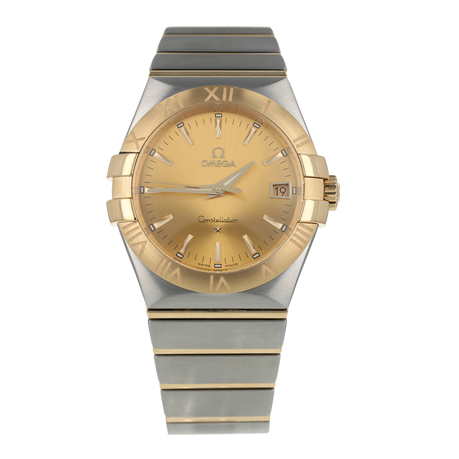 Pre-Owned Omega Constellation Mens Watch 123.20.35.60.08.001