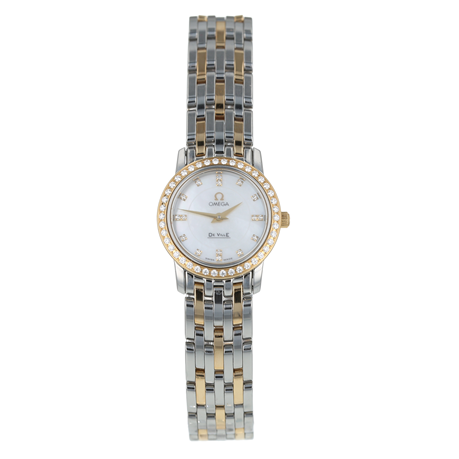 Pre-Owned Omega De Ville Prestige Ladies Watch 4375.75.00
