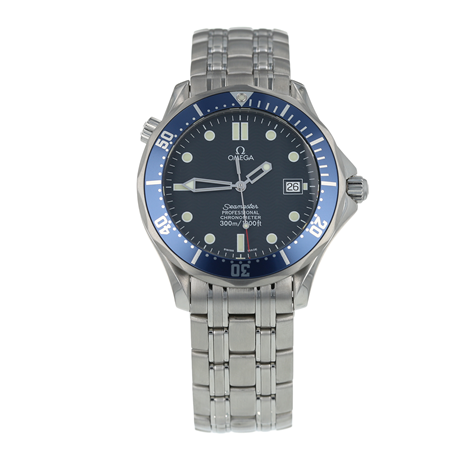 Pre-Owned Omega Seamaster Mens Watch 22531.80.00