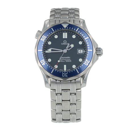 Pre-Owned Omega Seamaster Unisex Watch 2561.80.00