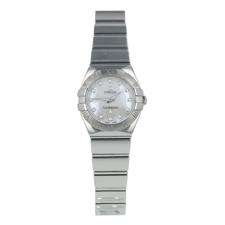 Pre-Owned Omega Constellation Ladies Watch 123.10.24.60.55.002