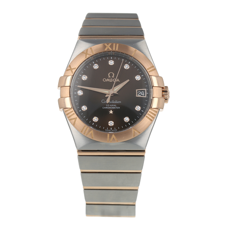 Pre-Owned Omega Constellation Ladies Watch 123.20.35.20.63.001