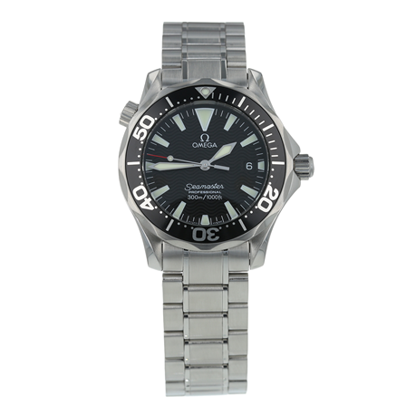 Pre-Owned Omega Seamaster Unisex Watch 2262.50.00