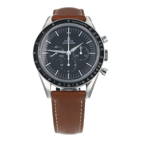 Pre-Owned Omega Speedmaster Moonwatch Mens Watch 311.32.40.30.01.001