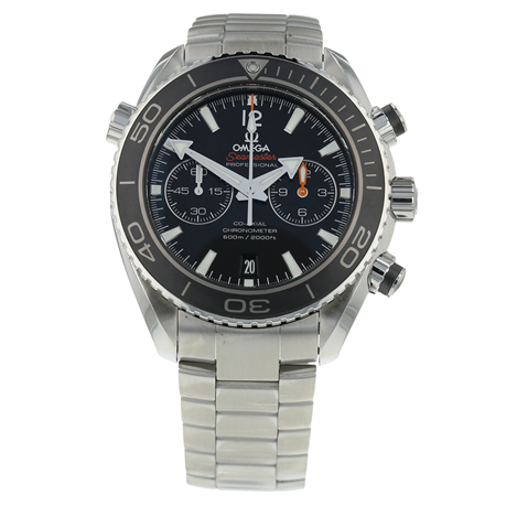 Pre-Owned Omega Seamaster Planet Ocean Mens Watch 232.30.46.51.01.001