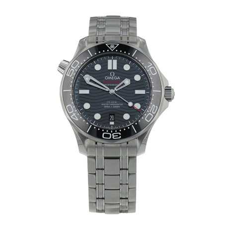 Pre-Owned Omega Seamaster Diver Mens Watch 210.30.42.20.01.001