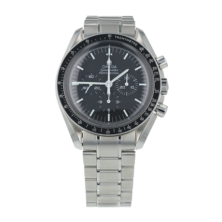 Pre-Owned Omega Speedmaster Moonwatch Mens Watch 3570.50.00