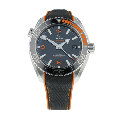 Pre-Owned Omega Seamaster Planet Ocean Mens Watch 215.32.44.21.01.001
