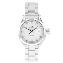 Pre-Owned Omega Aquaterra Ladies Watch