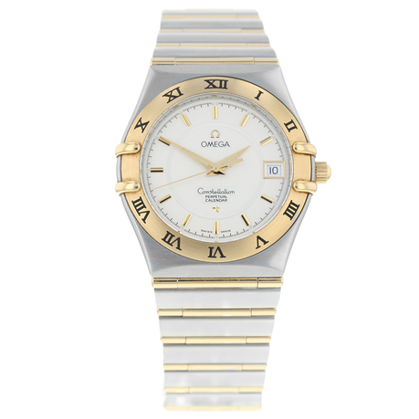 Pre-Owned Omega Constellation Mens Watch 1252.30.00