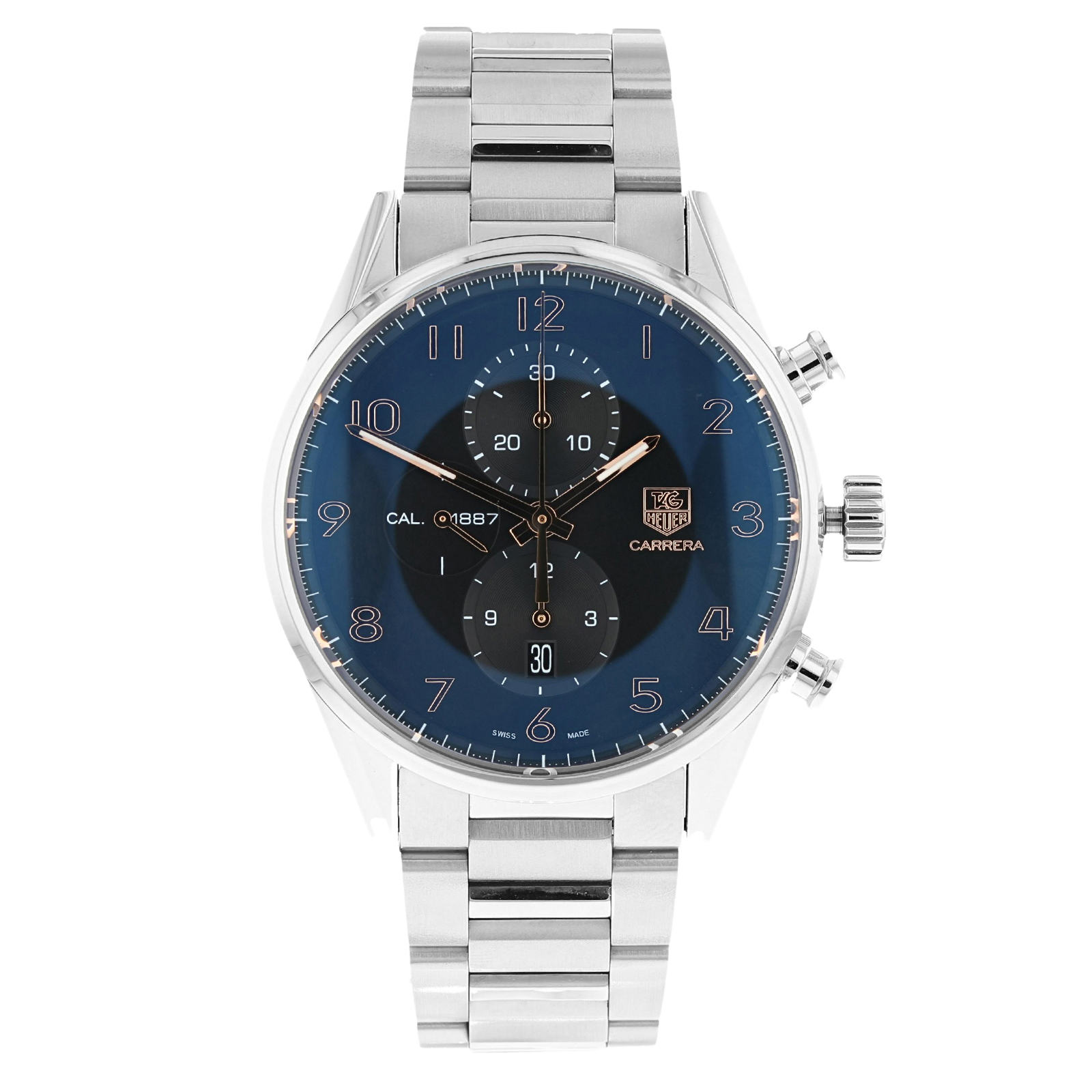 chronograph automatic flyback tag products mens heuer watch men carrera s watches