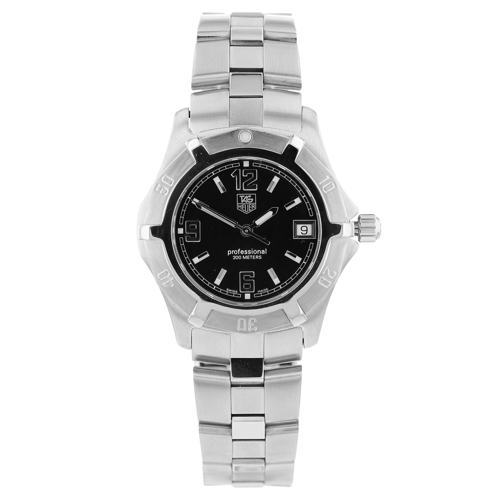 Pre-Owned TAG Heuer 2000 Mens Watch