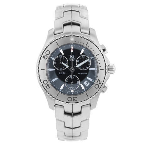 Pre-Owned TAG Heuer Link Chronograph Mens Watch