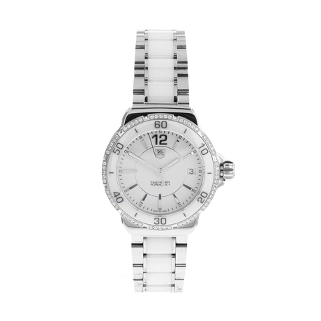 Pre-Owned TAG Heuer F1 Ladies Watch, Circa 2017