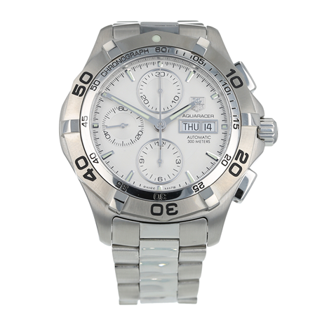 Pre-Owned TAG Heuer Aquaracer Mens Watch CAF2011