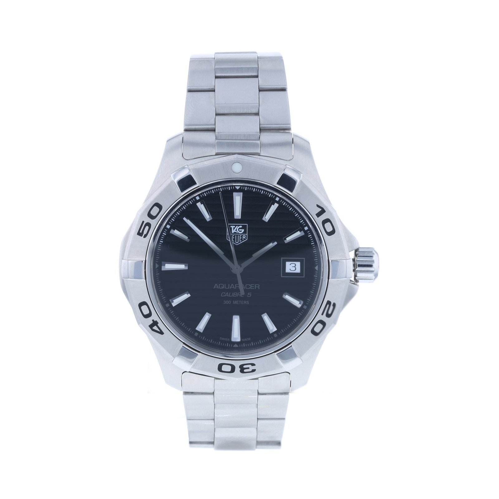 Pre-Owned TAG Heuer Aquaracer, Circa 2010