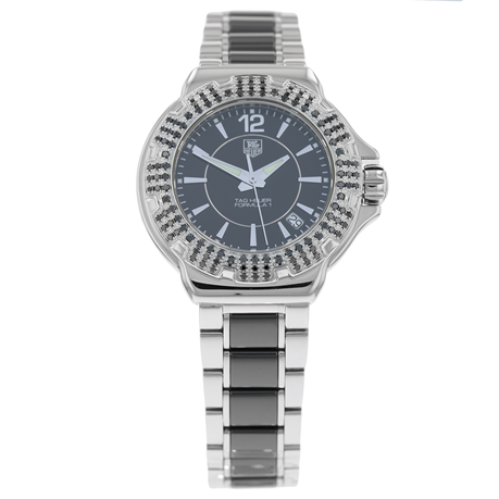 Pre-Owned TAG Heuer Formula 1 Sparkling Ladies Watch WAH1216