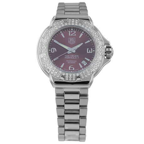 Pre-Owned TAG Heuer Formula 1 Ladies Watch WAC1219-0