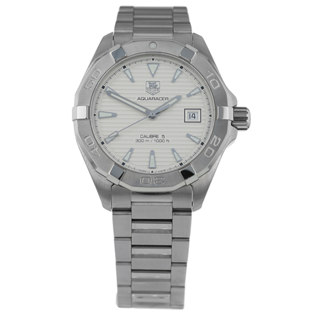 Pre-Owned TAG Heuer Aquaracer Calibre 5 Mens Watch WAY2111