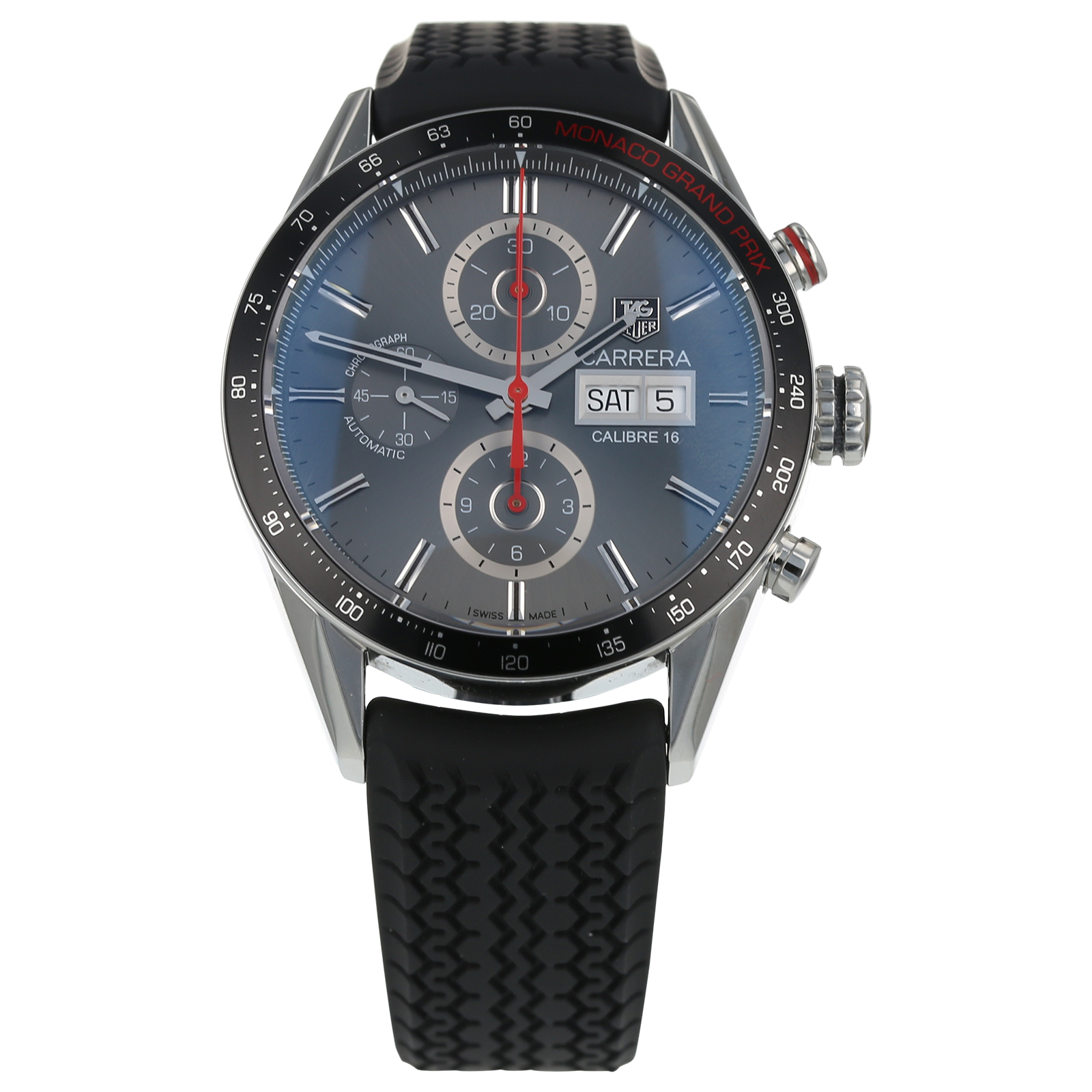 Pre-Owned TAG Heuer Carrera Monaco Grand Prix Limited Edition CV2A1M