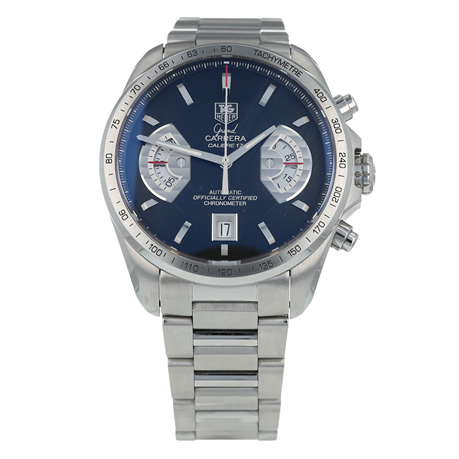 Pre-Owned TAG Heuer Grand Carrera Mens Watch CAV511A