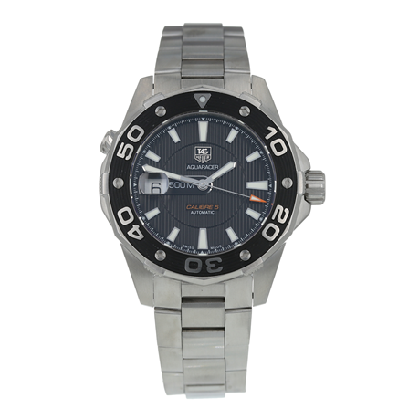 Pre-Owned TAG Heuer Aquaracer Mens Watch WAJ2110