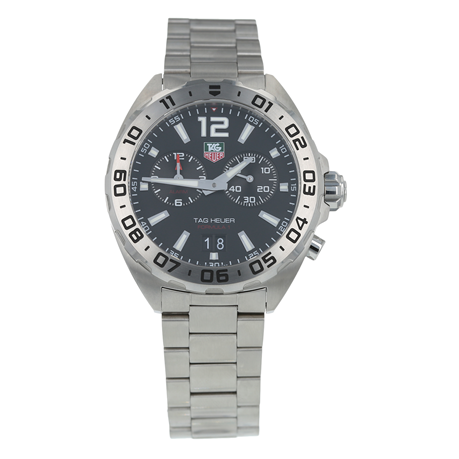 Pre-Owned TAG Heuer Formula 1 Mens Watch WAZ111A