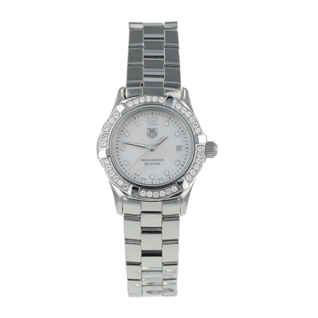 Pre-Owned TAG Heuer Aquaracer Ladies Watch WAF1416