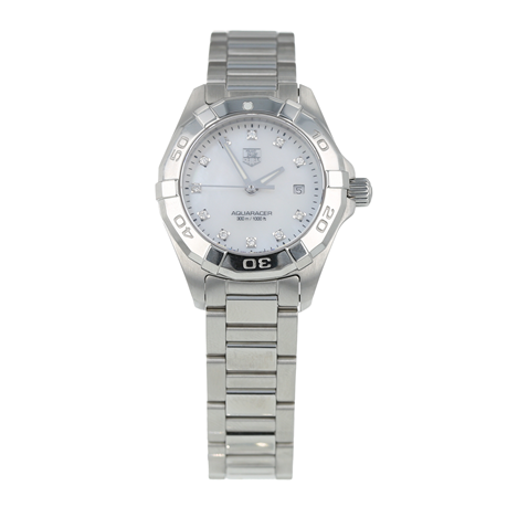 Pre-Owned TAG Heuer Aquaracer Ladies Watch WAY1413