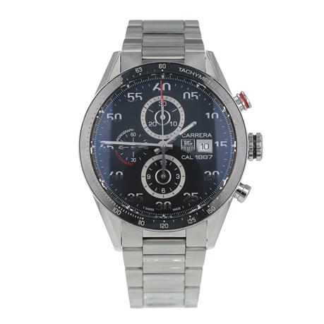 Pre-Owned TAG Heuer Carrera 1887 Mens Watch CAR2A10-5