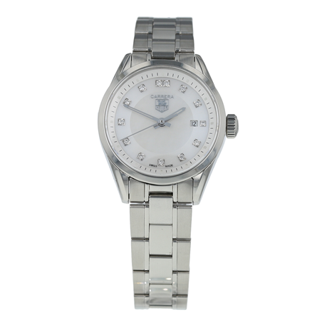 Pre-Owned TAG Heuer Carrera Ladies Watch WV1411