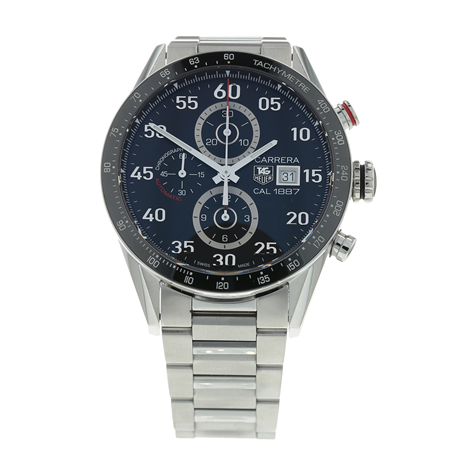 Pre-Owned TAG Heuer Carrera Calibre 1887 Mens Watch CAR2A10-0