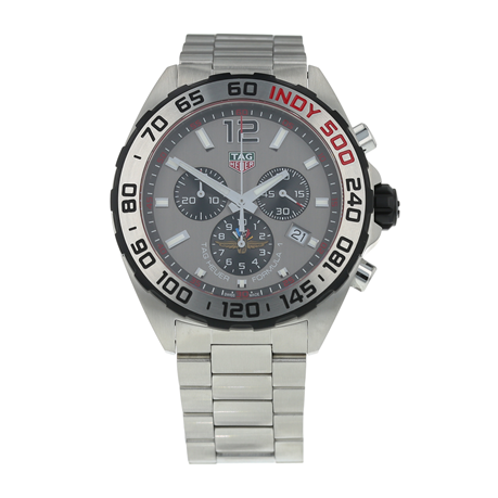 Pre-Owned TAG Heuer Formula 1 'INDY 500' Special Edition Mens Watch CAZ1016