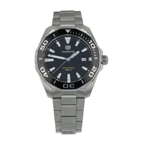 Pre-Owned TAG Heuer Aquaracer Mens Watch WAY101A