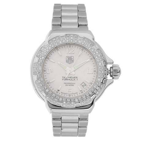 Pre-Owned TAG Heuer F1 Ladies Watch, Circa 2010