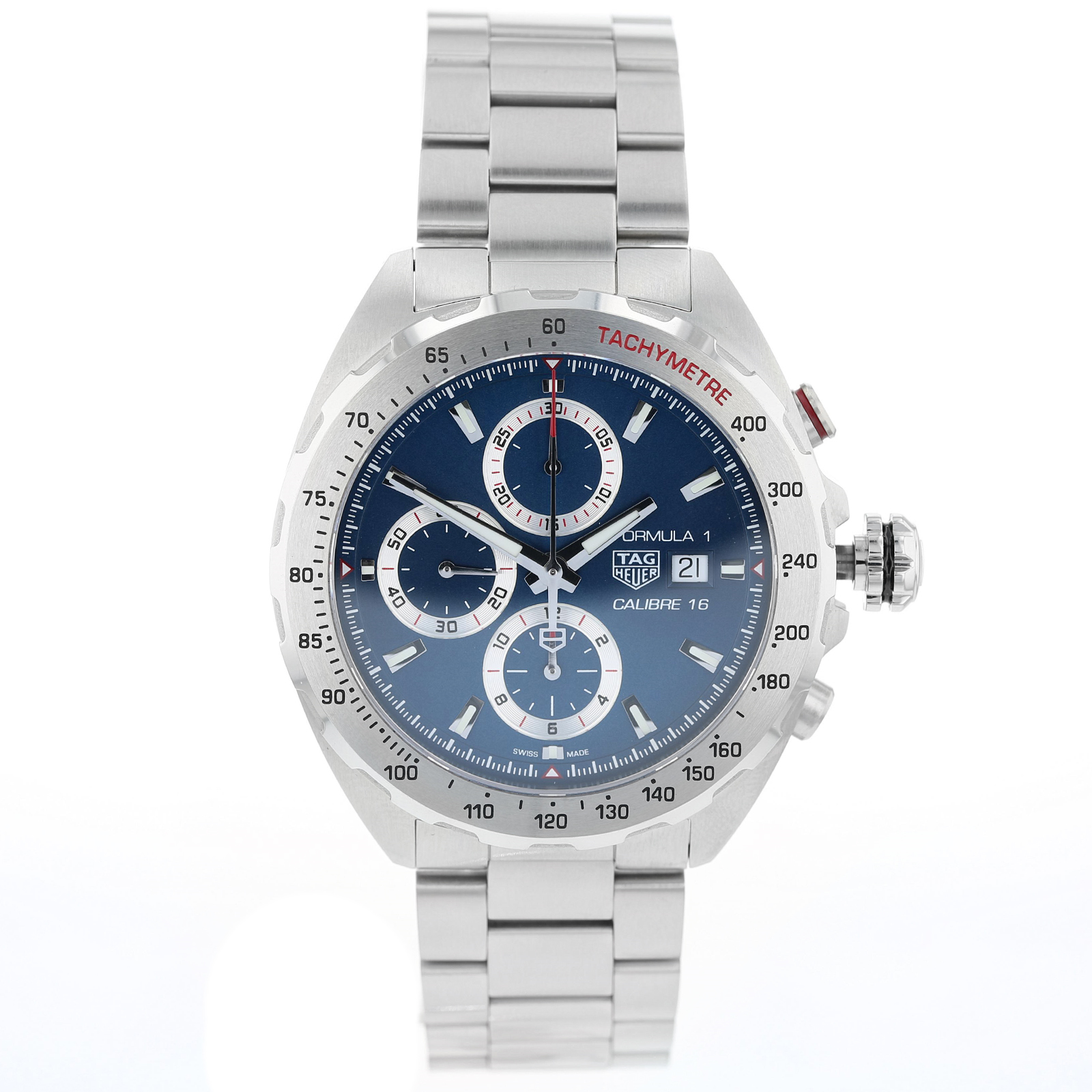 Pre-Owned TAG Heuer Formula 1 Calibre 16 Chronograph Mens Watch