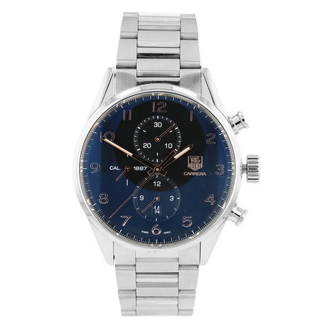 Pre-Owned TAG Heuer Carrera Calibre 1887 Mens Watch