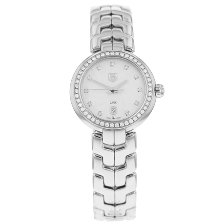 Pre-Owned TAG Heuer Link Ladies Watch