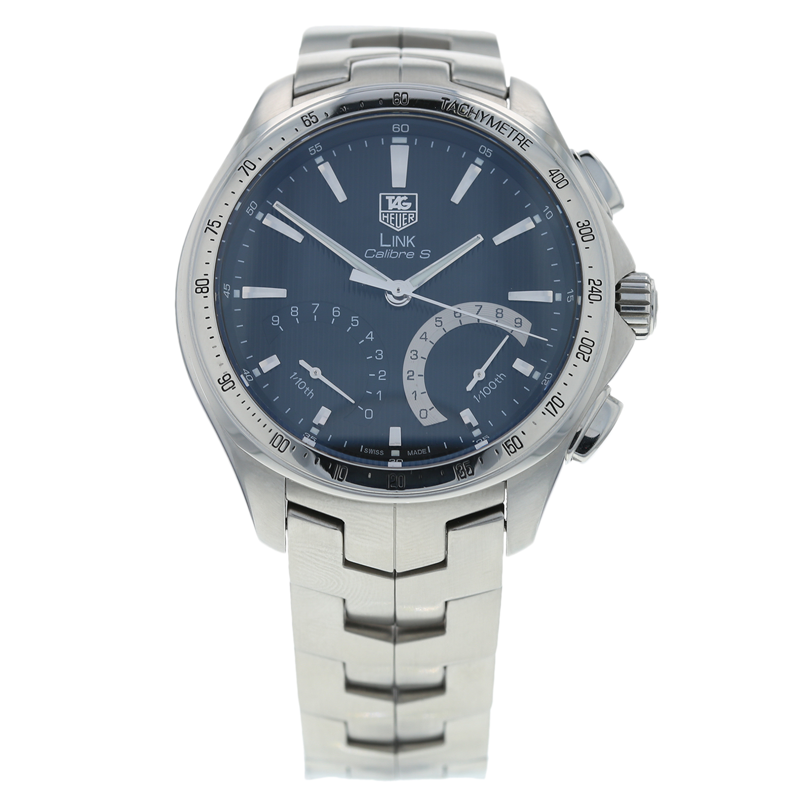 6c80c1e048b Pre-Owned TAG Heuer Link Calibre S Mens Watch CAT7010 | Pre Owned Watches |  Goldsmiths