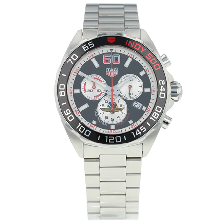 Pre-Owned TAG Heuer Formula 1 'Indy 500' Limited Edition Mens Watch CAZ101V