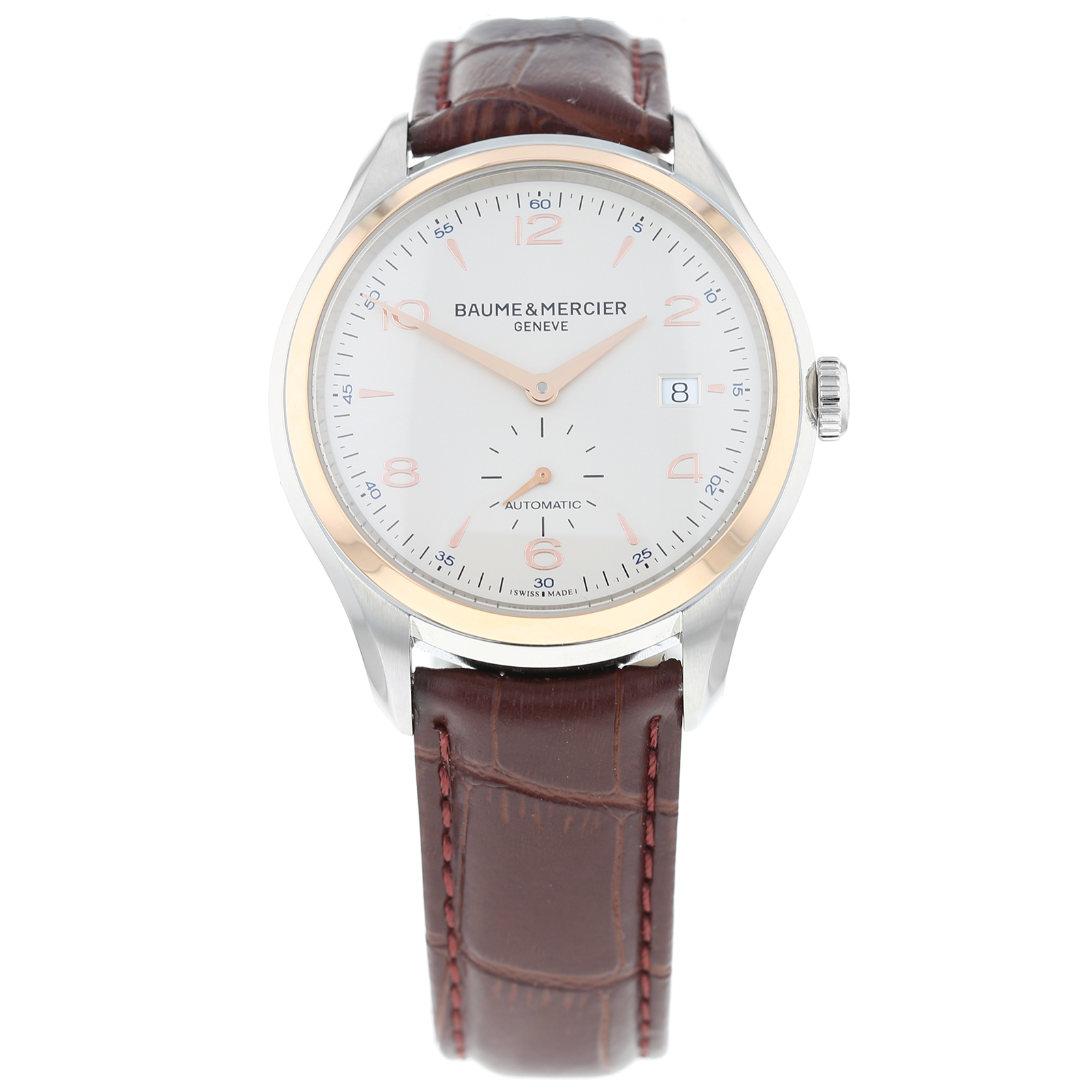 Pre-Owned Baume & Mercier Clifton Mens Watch MOA10139/65745