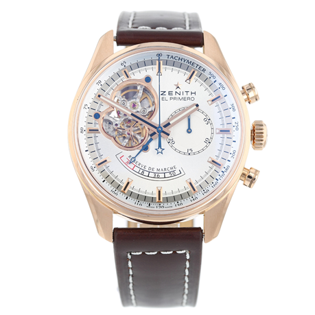 Pre-Owned Zenith Rose Gold El Primero Chronomaster Men's Watch
