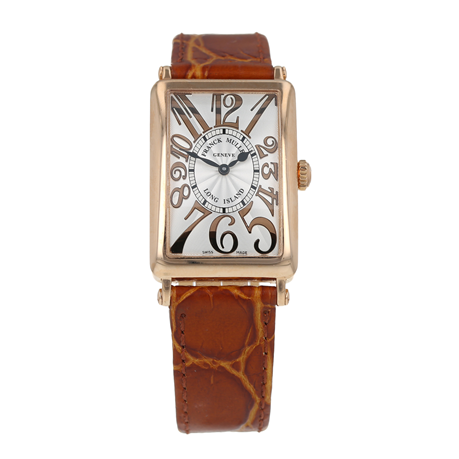 Pre-Owned Franck Muller Long Island Ladies Watch 952 QZ