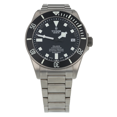 Pre-Owned Tudor Pelagos Mens Watch 25600TN