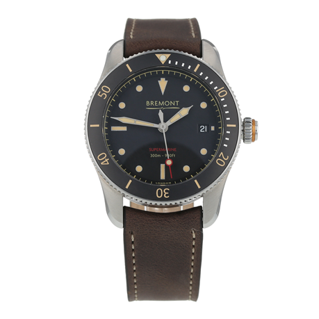 Pre-Owned Bremont Supermarine Mens Watch S301/BK
