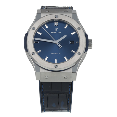Pre-Owned Hublot Classic Fusion Mens Watch 542.NX.7170.LR