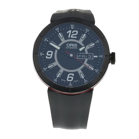 Pre-Owned Oris TT1 Day-Date Mens Watch 01 735 7651 4764