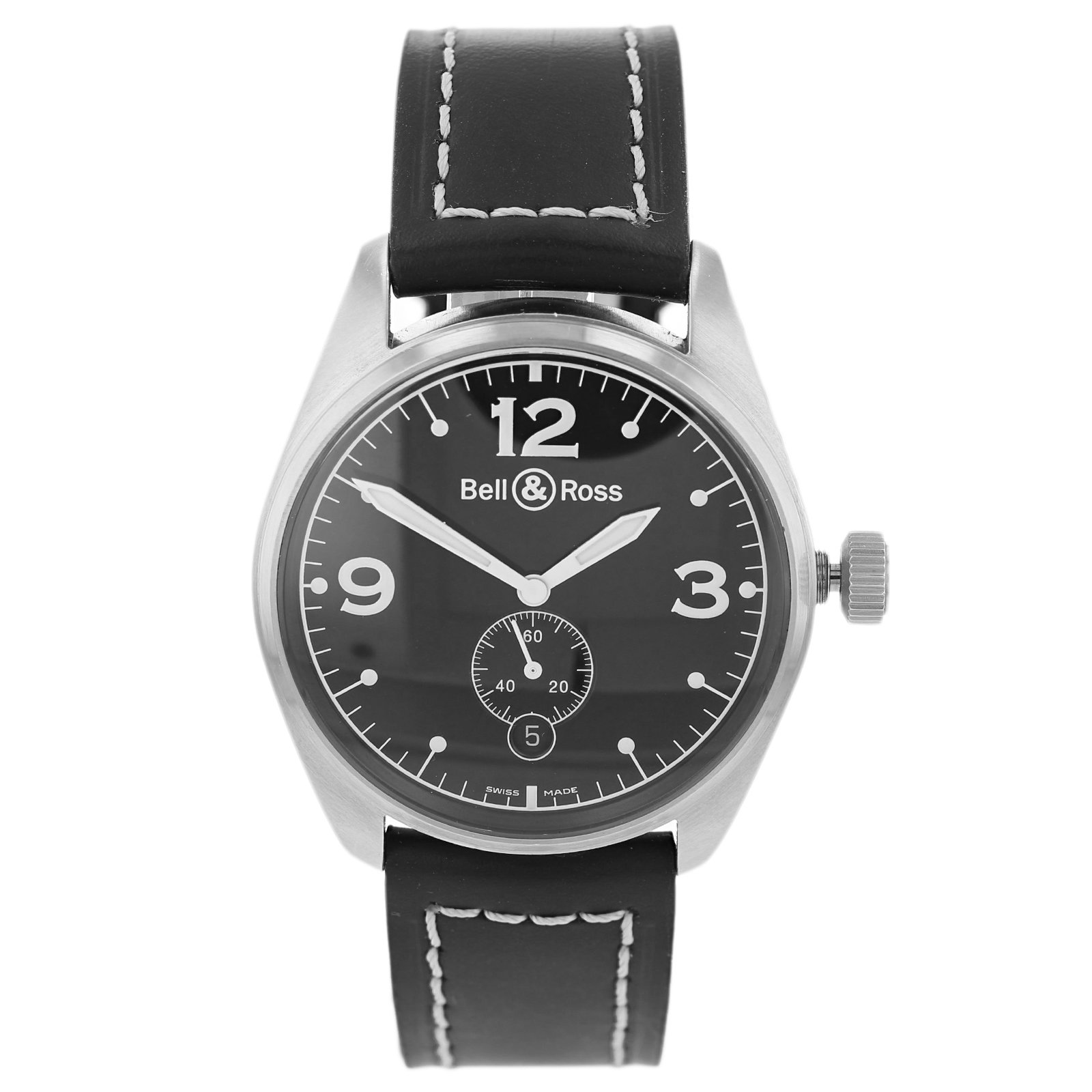 Pre-Owned Bell & Ross Vintage 123 Mens Watch