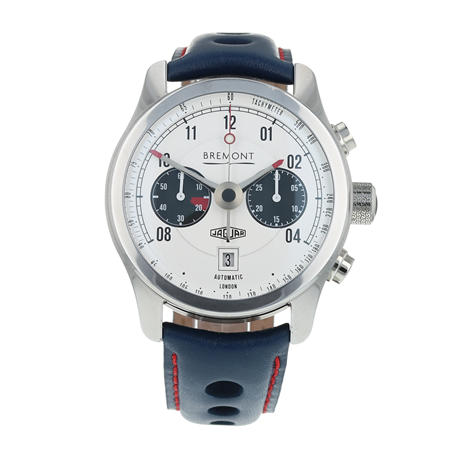 Pre-Owned Bremont Jaguar E-Type MK II Mens Watch BJ11WK